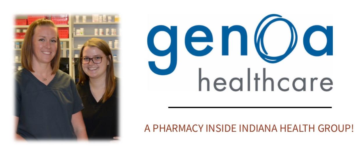 Genoa Healthcare - Caitlin and Katie